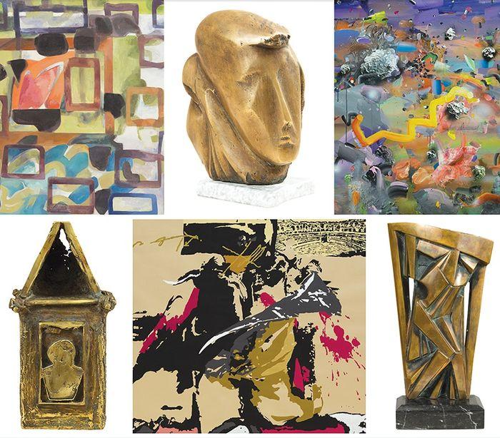 """Summer Art Fair"", o expozitie-experiment"
