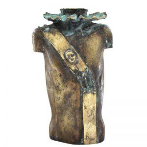 Arlechin-sculptura-elena-dumitrescu
