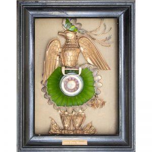 Soldat egiptean-arta-decorativa-ileana-dana-marinescu