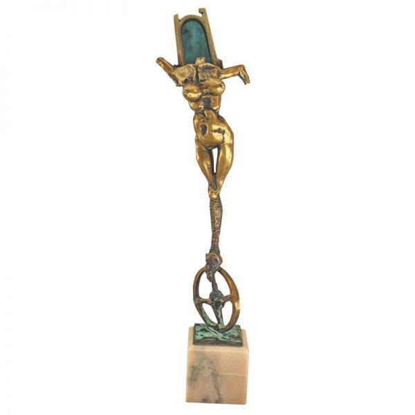 Acrobat-sculptura-dorin-lupea