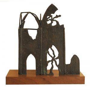 Gotic-sculptura-serban-vrabiescu