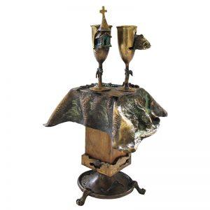 Altarul lui Petru-sculptura-dorin-lupea