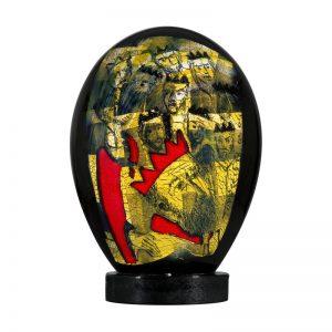 Regele si curtenii-arta-decorativa-mihai-topescu