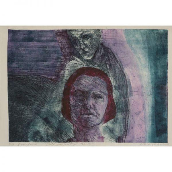 Autoportret II-pictura-anca-boeriu