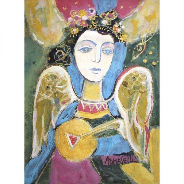 Inger muzician I-pictura-angela-tomaselli
