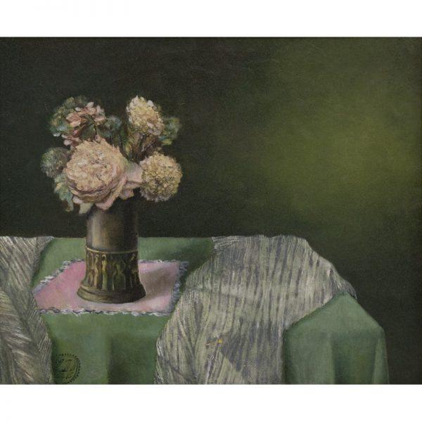 Flori-pictura-zamfir-dumitrescu