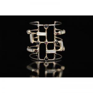 Bratara Art Deco II-bijuterie-alina-bancila
