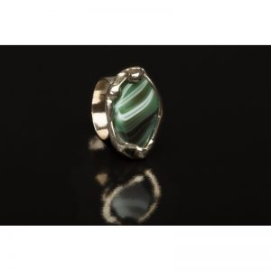 Inel Green-bijuterie-alina-bancila