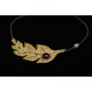 Colier Akanthus I-bijuterie-