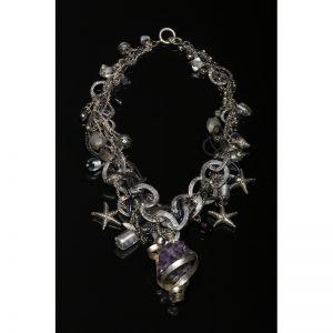 Colier The Mysterious Affair-bijuterie-alina-bancila