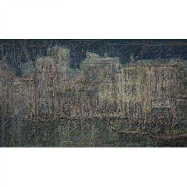 Venetie II-pictura-dan-constantinescu