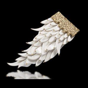 Brosa colectia Irregular-bijuterie-raluca-buzura