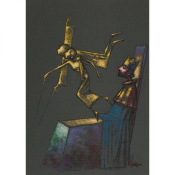 Cautatorii de lumina-pictura-ion-iancut