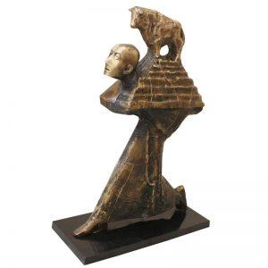 Vitelul de aur-sculptura-ion-iancut