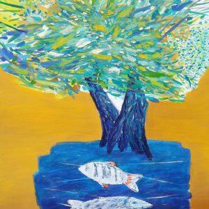 Doi împreună-pictura-bogdana-contras