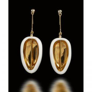 Cercei decupati scurti-bijuterie-raluca-buzura