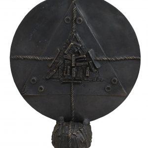 Poarta I-sculptura-ana-zoe-pop