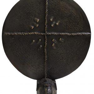 Poarta II-sculptura-ana-zoe-pop