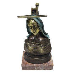 Madona-sculptura-dorin-lupea