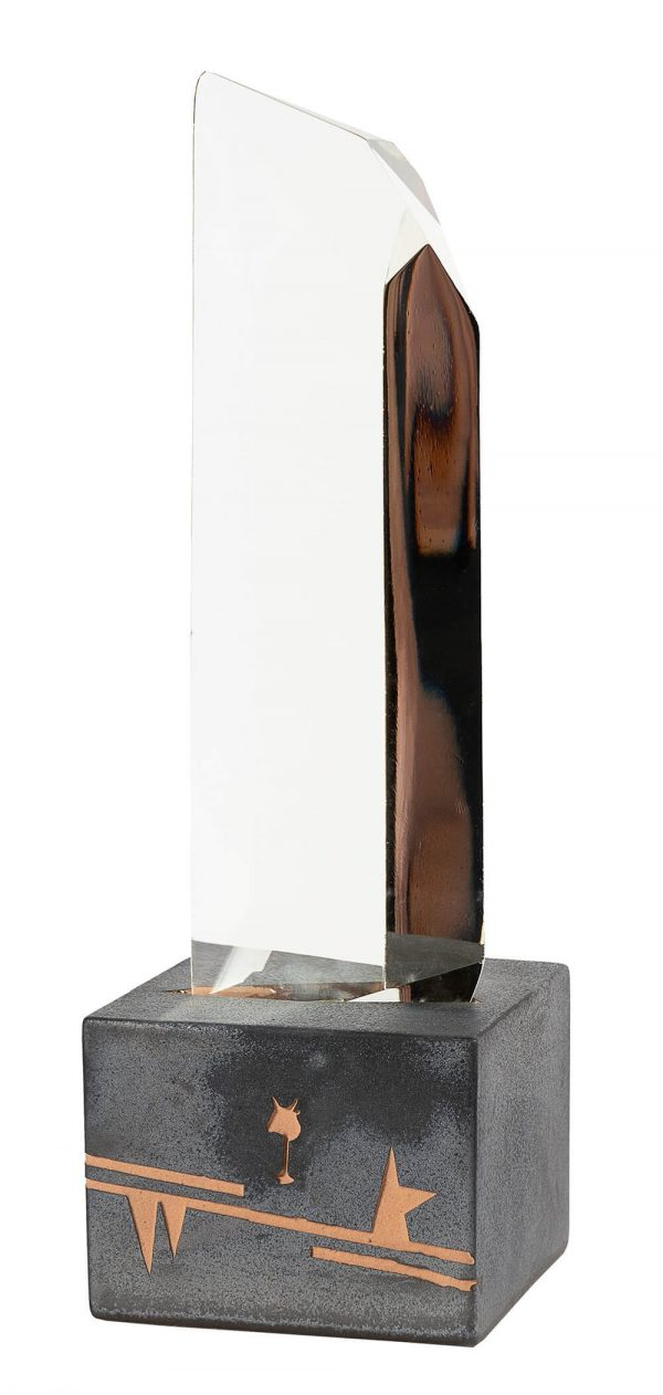 Coloana de lumina II-arta-decorativa-catalin-hrimiuc