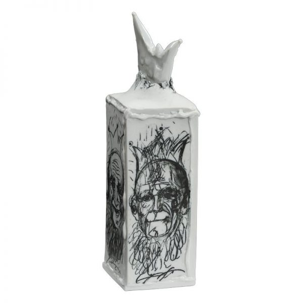 Sah-Rege VIII-arta-decorativa-daniela-fainis