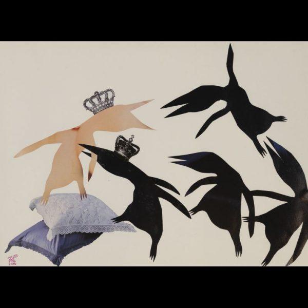 Queen fight-grafica-sergiu-chihaia