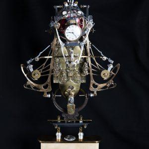 Toate ceasurile noastre-sculptura-costel-iacob