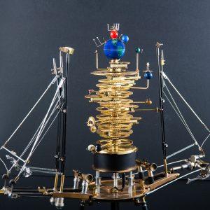 Corabie spatiala-sculptura-costel-iacob