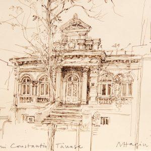 Casa lui Constantin Tanase-grafica-mirela-hagiu