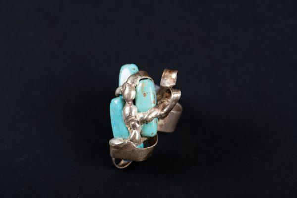 Inel Turcoaz-bijuterie-alina-bancila