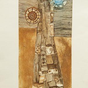 Tree of Permanence-grafica-rodica-lomnasan