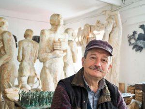 Pescari-sculptura-aurel-vlad