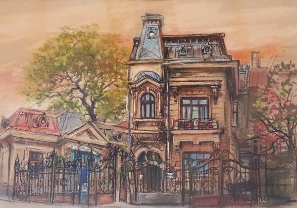 Casa pe Strada Masaryk-grafica-mirela-hagiu