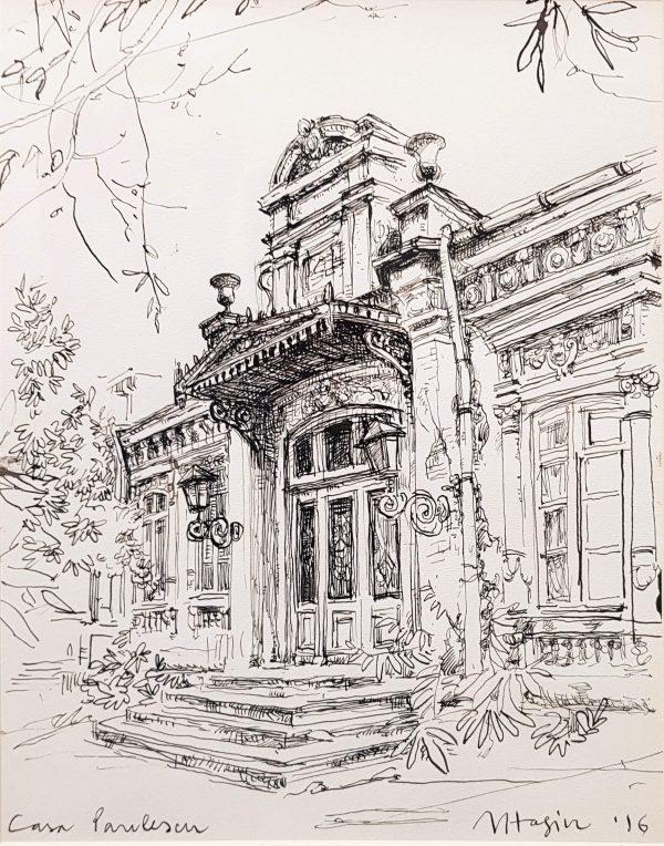 Casa Paulescu III-grafica-mirela-hagiu
