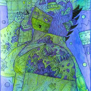 Ipostaze tulburatoare VI-pictura-ana-stefania-andronic