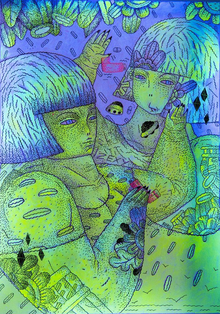 Ipostaze tulburatoare VIII-pictura-ana-stefania-andronic