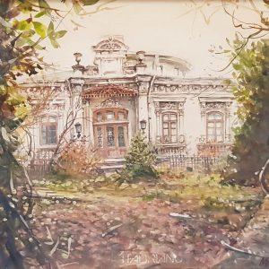 Paulescu House I-grafica-mirela-hagiu