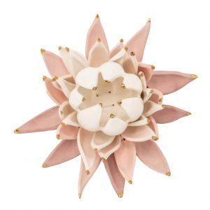 Brosa Lotus-bijuterie-raluca-buzura