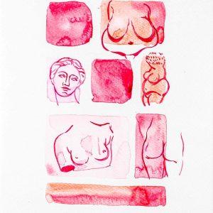 Find your shape-ilustratie-si-caricatura-