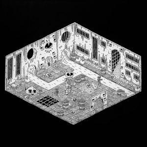 Dungeon VIII-grafica-catalin-gospodin