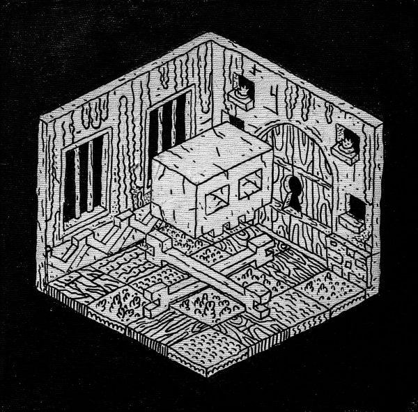 Dungeon III-grafica-catalin-gospodin