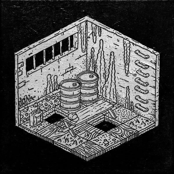 Dungeon IV-grafica-catalin-gospodin