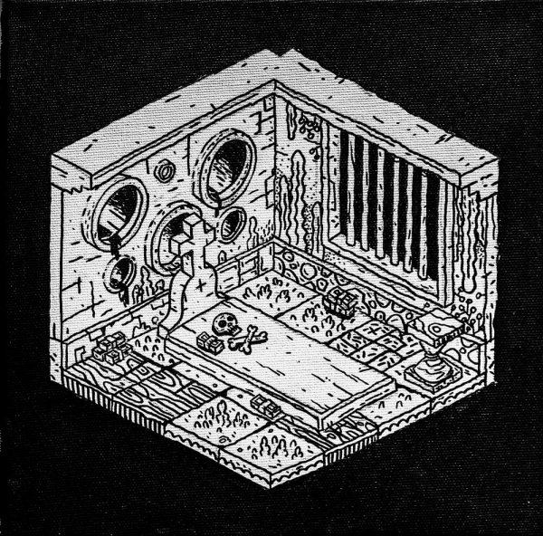 Dungeon V-grafica-catalin-gospodin