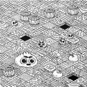 Dungeon XV-grafica-catalin-gospodin