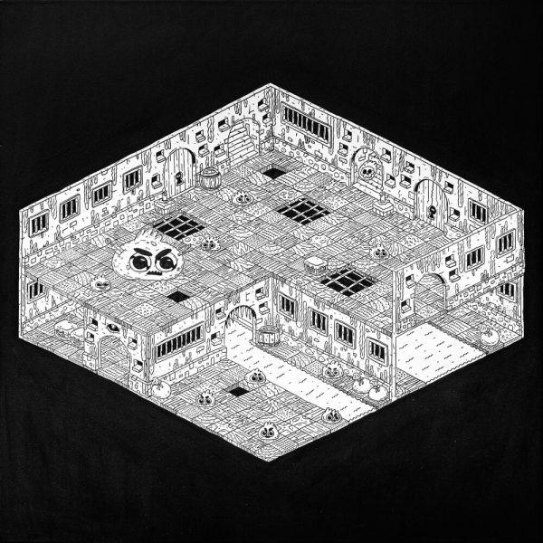 Dungeon VII-grafica-catalin-gospodin