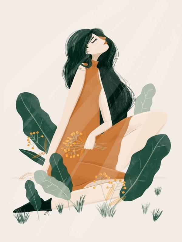Peren-ilustratie-si-caricatura-