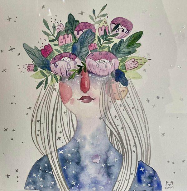 Blooming-ilustratie-si-caricatura-