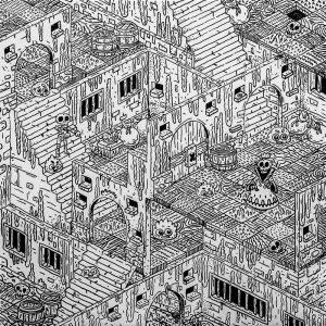 Dungeon X-grafica-catalin-gospodin