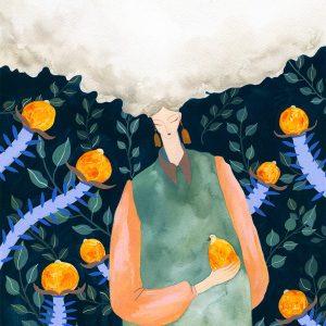 Head in the Clouds-ilustratie-si-caricatura-