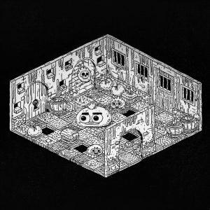 Dungeon II-grafica-catalin-gospodin